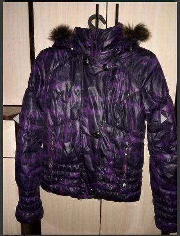 Куртка парка жіноча підліткова
