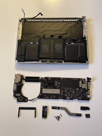 Macbook Pro retina A1502 - avariado para peças