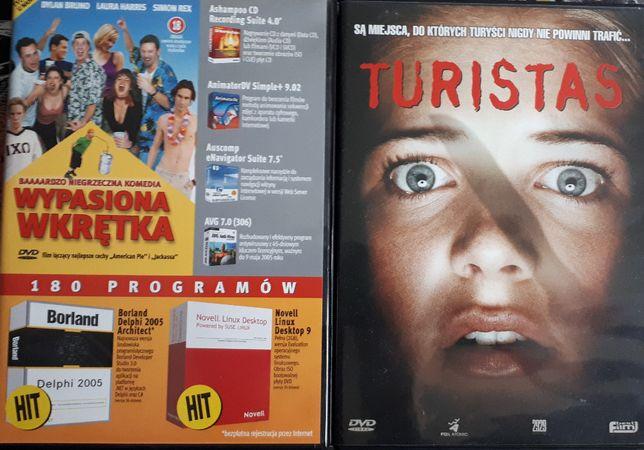 Film Wypasiona wkrętka i Turistas