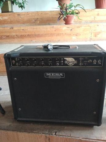 Mesa Boogie Express 5:50!!! Ламповый гитарный комбик, усилитель.