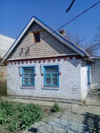 Продам дом в селе под дачу, 10км от Запорожья