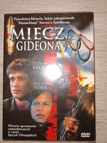 Miecz Gideona film DVD sprzedam