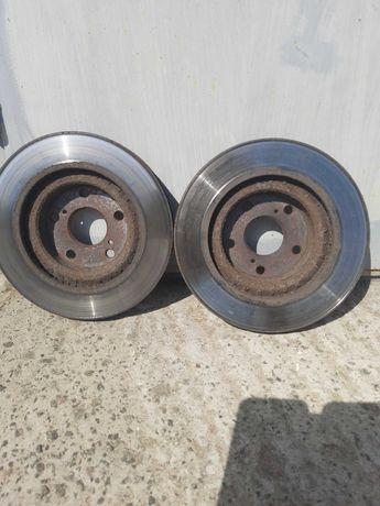 Тормозные диски на тойота кемри 50