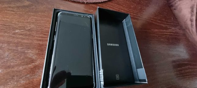 Samsung S8 Srebrny 64 GB SM-950F