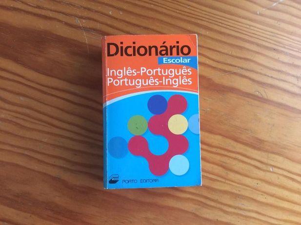 Dicionário de Inglês-Português/Português-Inglês