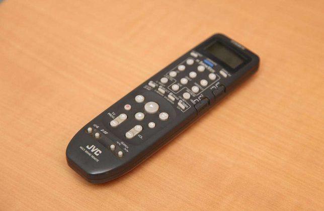Comando JVC para video e tv