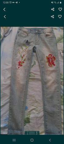 Джинсы брюки штаны костюм