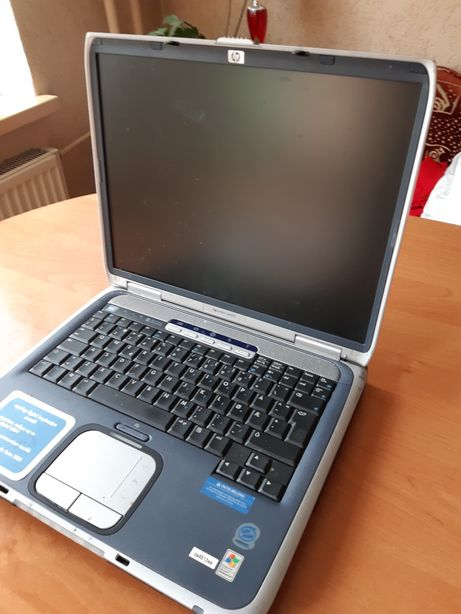 Laptop HP pavilion ze4500