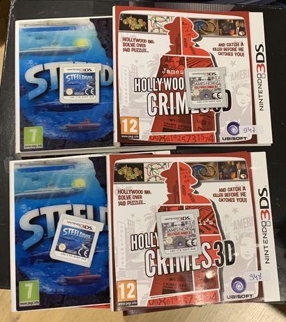 2 Nintendo 3DS/2DS a 3 euros