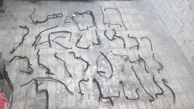 Трубки, магистрали кондиционеров и тормозов VAG для Audi, VW, Seat.