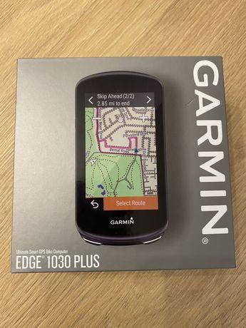 Велосипедный навигатор Garmin Edge 1030 Plus
