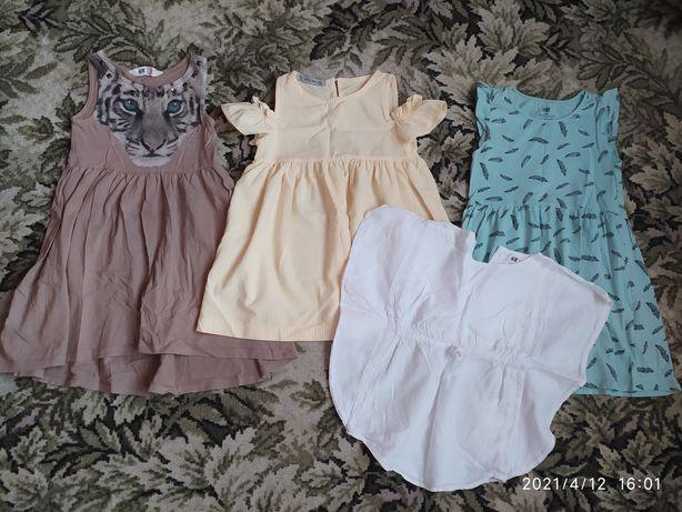 Сарафаны H&M, платья для девочки