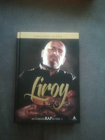 Książka Liroy