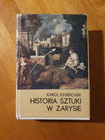 historia sztuki w zarysie - Estreicher