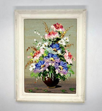 Картина Цветы, масло