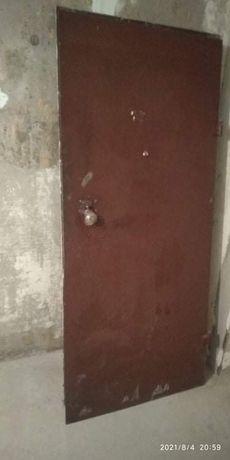 Металические входные двери