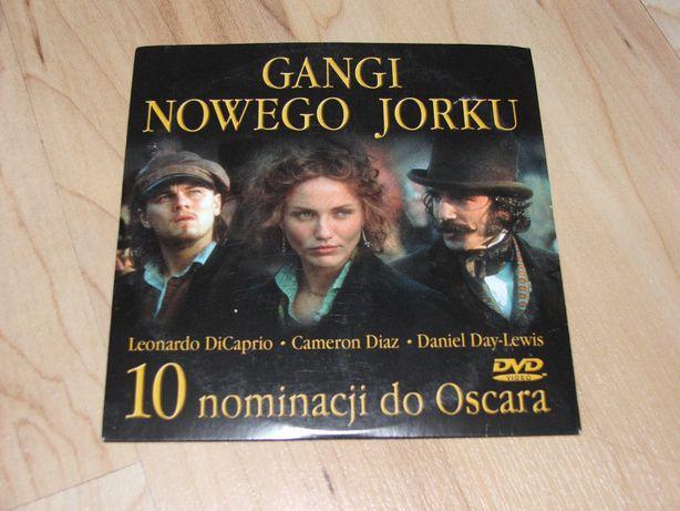 Gangi nowego Jorku DiCaprio, Cameron Diaz, Daniel Day-Lewis DVD