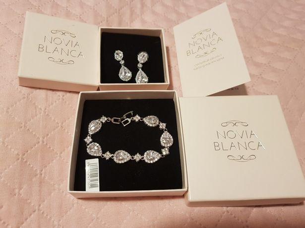 Komplet biżuterii Nova Blanca