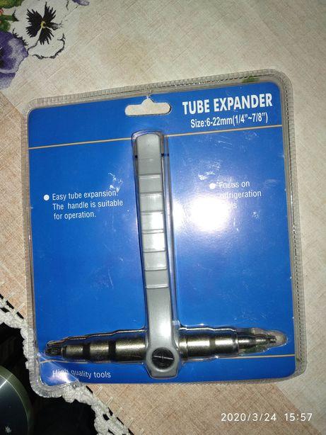 Expandir tubo refrigeração