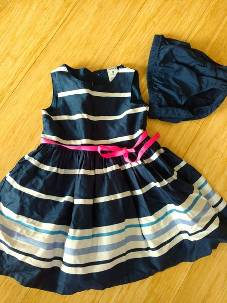 Carter's super słodka sukieneczka
