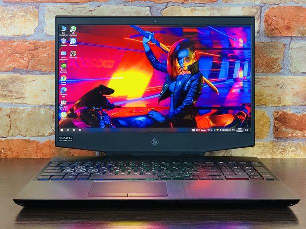 Hp игровой ноутбук rtx 2080/i7-9