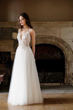 Suknia ślubna - piękna, tania! HIT
