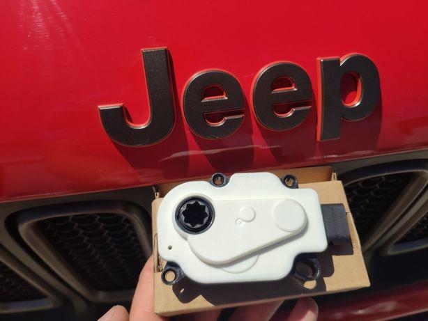 Моторчик жалюзи Jeep Cherokee KL USA 14+ и 19+ В НАЛИЧИИ