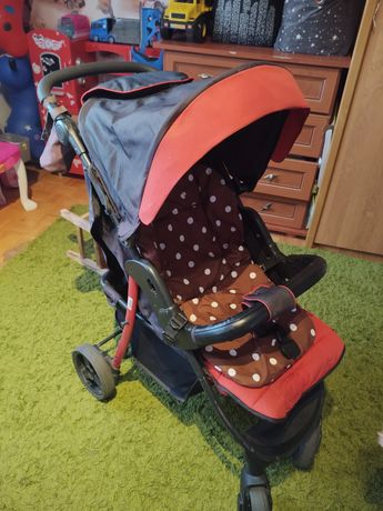 Wózek spacerowy baby