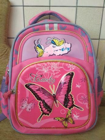 Рюкзак школьный девочке отличный