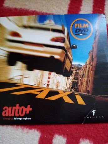 Sprzedam oryginalne 3 czesci filmu na DVD Taxi 1,2,3