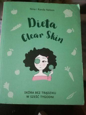 Książka Dieta Clear Skin Nina Randa Nelson