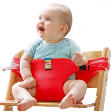 Портативный переносной стульчик для кормления