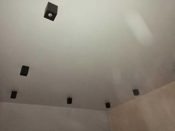 Натяжные потолки 170грн m²