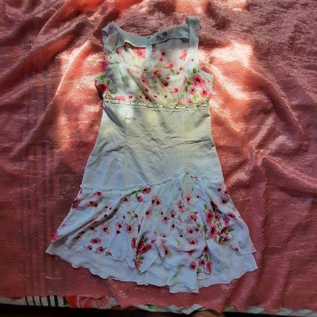 Ніжне літнє плаття