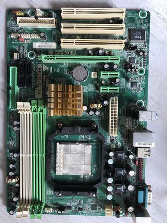 Материнская плата Biostar NF520-A2 SE Socket AM2