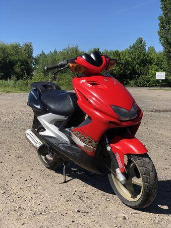 Yamaha Aerox 110