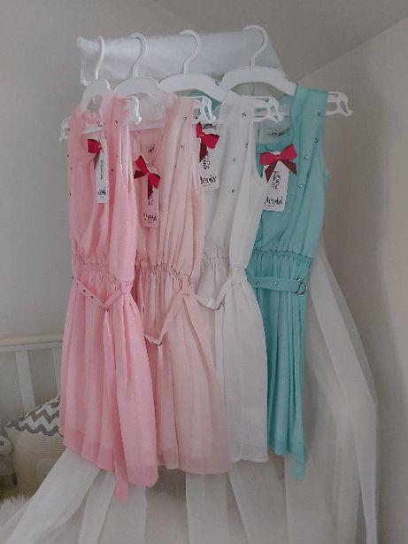 Новое красивое платье на рост от 122 до 146 см