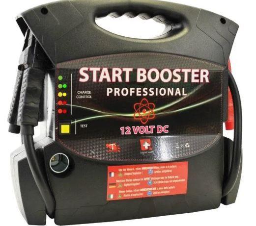 Start Booster 12 V 3100 Amp Valor c/ iva