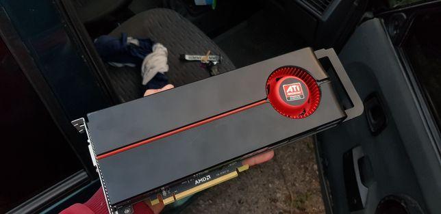 Видеокарта ATI Radeon 5870