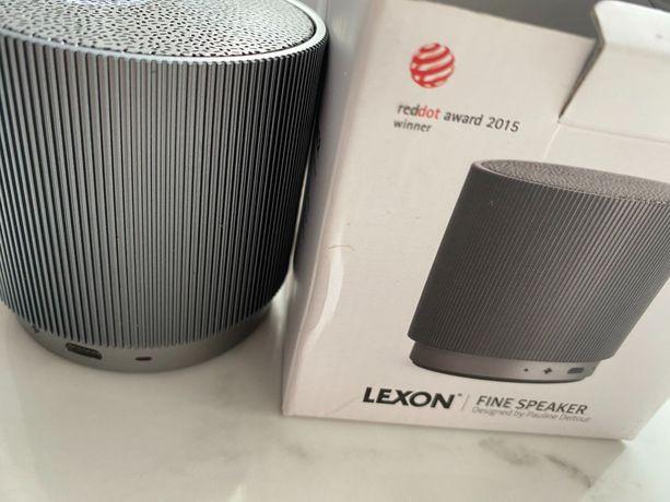 Sprzedam głośnik Fine z łączem Bluetooth LA98 firmy Lexon