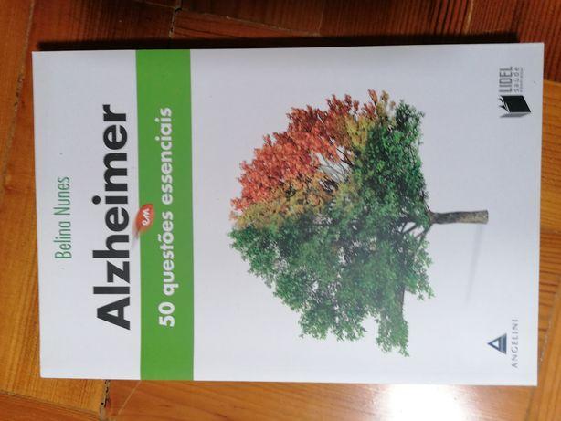 Livros Alzheimer e Cuidadores