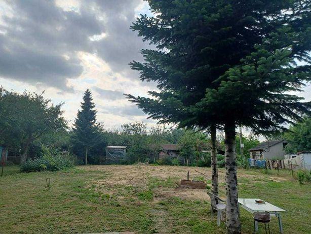 Działka rekreacyjna ROD Pogodny na Taczaka