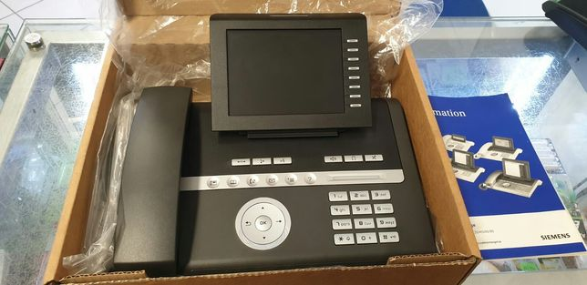 Telefon systemowy Siemens openstage 60T Nowy