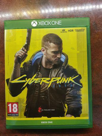 Gra XBOX ONE cyberpunk