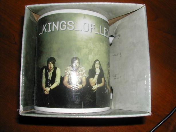 King Of Leon - Caneca Nova em caixa