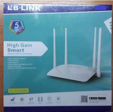 Wi-Fi роутер LB-Link BL-WR450H 2,4GHz 300Mbps