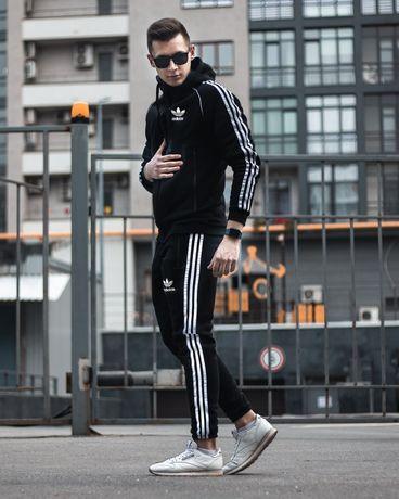 Зимний Спортивный Костюм Adidas / Адидас, Спортивний Костюм Адідас