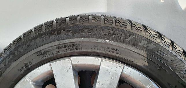 Koła zimowe 205/55R16 Astra, Corolla, Focus. Polecam !!!