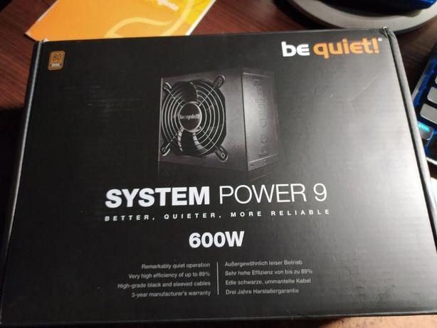 Блок питания be quiet! System Power 9 600W