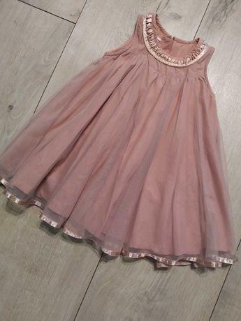Sukienka balowa dla księżniczki 92/98 name it
